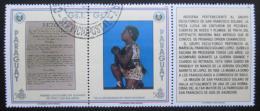 Poštovní známky Paraguay 1990 Objevení Ameriky Mi# 4461-62