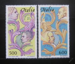 Poštovní známky Itálie 1985 Evropa CEPT Mi# 1932-33