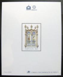 Poštovní známka Portugalsko 1988 Výstava LUBRAPEX Mi# Block 58