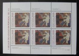 Poštovní známky Portugalsko 1985 Okrasné kachlièky Mi# 1665