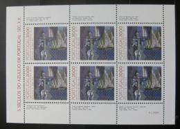 Poštovní známky Portugalsko 1985 Okrasné kachlièky Mi# 1657