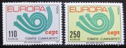 Poštovní známky Turecko 1973 Evropa CEPT Mi# 2280-81
