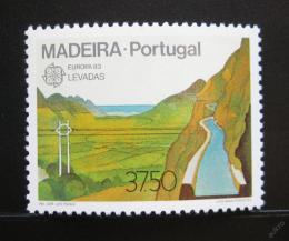 Poštovní známka Madeira 1983 Evropa CEPT Mi# 84