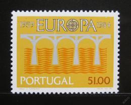 Poštovní známka Portugalsko 1984 Evropa CEPT Mi# 1630