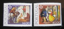 Poštovní známky Portugalsko 1979 Evropa CEPT Mi# 1441-42