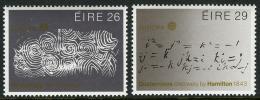 Poštovní známky Irsko 1983 Evropa CEPT Mi# 508-09