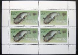 Poštovní známky DDR 1987 Sumec Mi# 3097 Arch