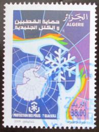 Poštovní známka Alžírsko 2009 Ochrana polárních regionù Mi# 1585