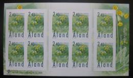 Poštovní známky Alandy 1999 Primula Veris blok Mi# 156