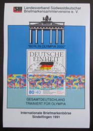 Vinìta Nìmecko 1991 Olympia