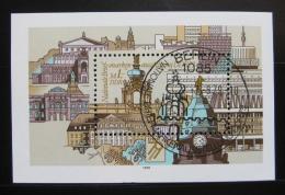 Poštovní známka DDR 1979 Drážïany Mi# Block 55