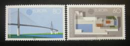 Poštovní známky Nìmecko 1987 Evropa CEPT Mi# 1321-22
