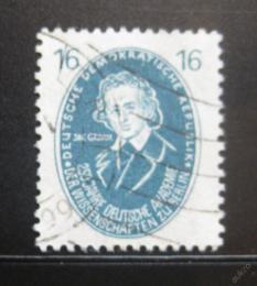 Poštovní známka DDR 1950 Jacob Grimm Mi# 267 Kat 35€