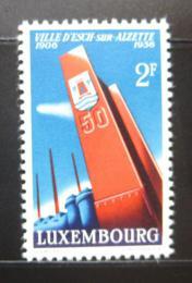 Poštovní známka Lucembursko 1956 Esch-sur-Alzette Mi# 551