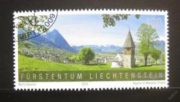 Poštovní známka Lichtenštejnsko 2009 Kaple svatého Mamerta Mi# 1532