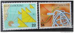 Poštovní známky Lucembursko 1994 Evropa CEPT Mi# 1340-41
