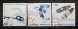 Poštovní známky Lichtenštejnsko 2008 Inovace Mi# 1498-00
