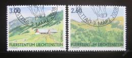 Poštovní známky Lichtenštejnsko 2008 Pastviny Mi# 1473-74