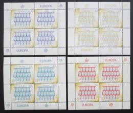 Poštovní známky Fidži 2005 Výroèí Evropa CEPT Mi# 1109-12 Kat 34€