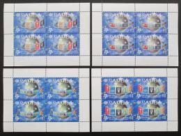 Poštovní známky Samoa 2005 Výroèí Evropa CEPT Mi# 1020-23 Kat 60€