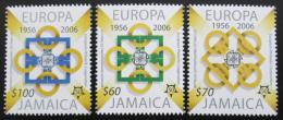 Poštovní známky Jamajka 2005 Výroèí Evropa CEPT Mi# 1081-83