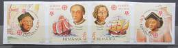 Poštovní známky Rumunsko 2005 Evropa CEPT Mi# 5974-77 B