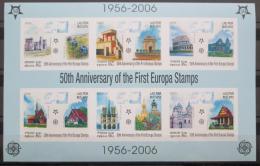 Poštovní známky Laos 2005 Evropa CEPT neperf. Mi# Block 194 B
