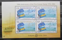 Poštovní známky Bahamy 2005 Evropa CEPT Mi# Block 105