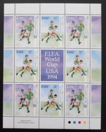 Poštovní známky Irsko 1994 MS ve fotbale Mi# 857-58