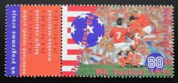Poštovní známka Nizozemí 1994 MS ve fotbale Mi# 1516