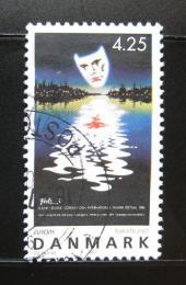 Poštovní známka Dánsko 2003 Umìní, Evropa CEPT Mi# 1341
