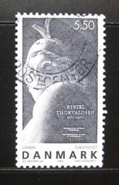Poštovní známka Dánsko 2003 Umìní, Evropa CEPT Mi# 1342