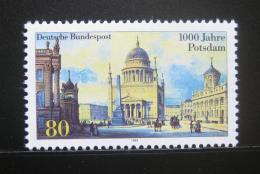 Poštovní známka Nìmecko 1993 Postupim milénium Mi# 1680