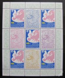 Poštovní známky Bulharsko 1975 Konference bezpeènosti Mi# 2434