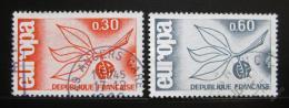 Poštovní známky Francie 1966 Evropa CEPT Mi# 1521-22