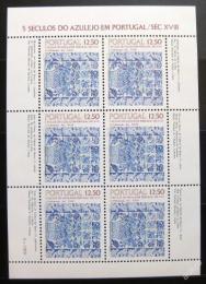 Poštovní známky Portugalsko 1983 Kachlièky Mi# 1611