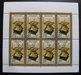 Poštovní známky DDR 1983 Sluneèní hodiny Mi# 2798