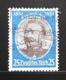 Poštovní známka Nìmecko 1934 Hermann von Wissmann Mi# 543 Kat 26€