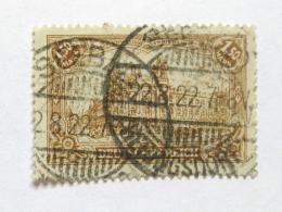 Poštovní známka Nìmecko 1920 Hlavní pošta, Berlín Mi# 114