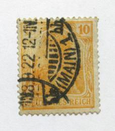 Poštovní známka Nìmecko 1920 Germania Mi# 141