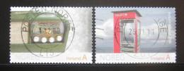 Poštovní známky Norsko 2009 Kulturní dìdictví Mi# 1691-92