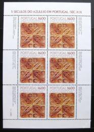 Poštovní známky Portugalsko 1984 Ozdobné kachlièky Mi# 1641