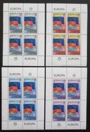 Poštovní známky Kiribati 2006 Evropa CEPT Mi# 993-96 Kat 85€