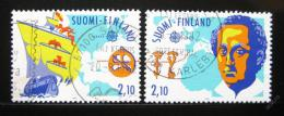 Poštovní známky Finsko 1992 Evropa CEPT Mi# 1198-99