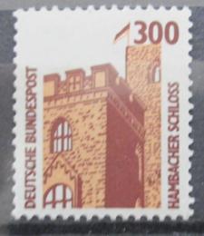 Poštovní známka Nìmecko 1988 Hrad Hambacher Mi# 1348 A - zvìtšit obrázek