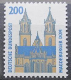 Poštovní známka Nìmecko 1993 Magdeburská katedrála Mi# 1665