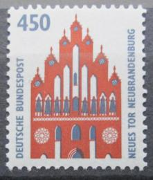 Poštovní známka Nìmecko 1992 Novobrandenburská brána Mi# 1623
