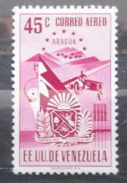 Poštovní známka Venezuela 1952 Znak Aragua Mi# 753