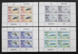 Poštovní známky Belize 2006 Evropa CEPT Mi# 1303-06 Kat 36€