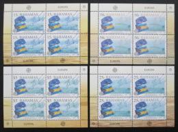 Poštovní známky Bahamy 2005 Evropa CEPT Mi# 1224-27 Kat 60€